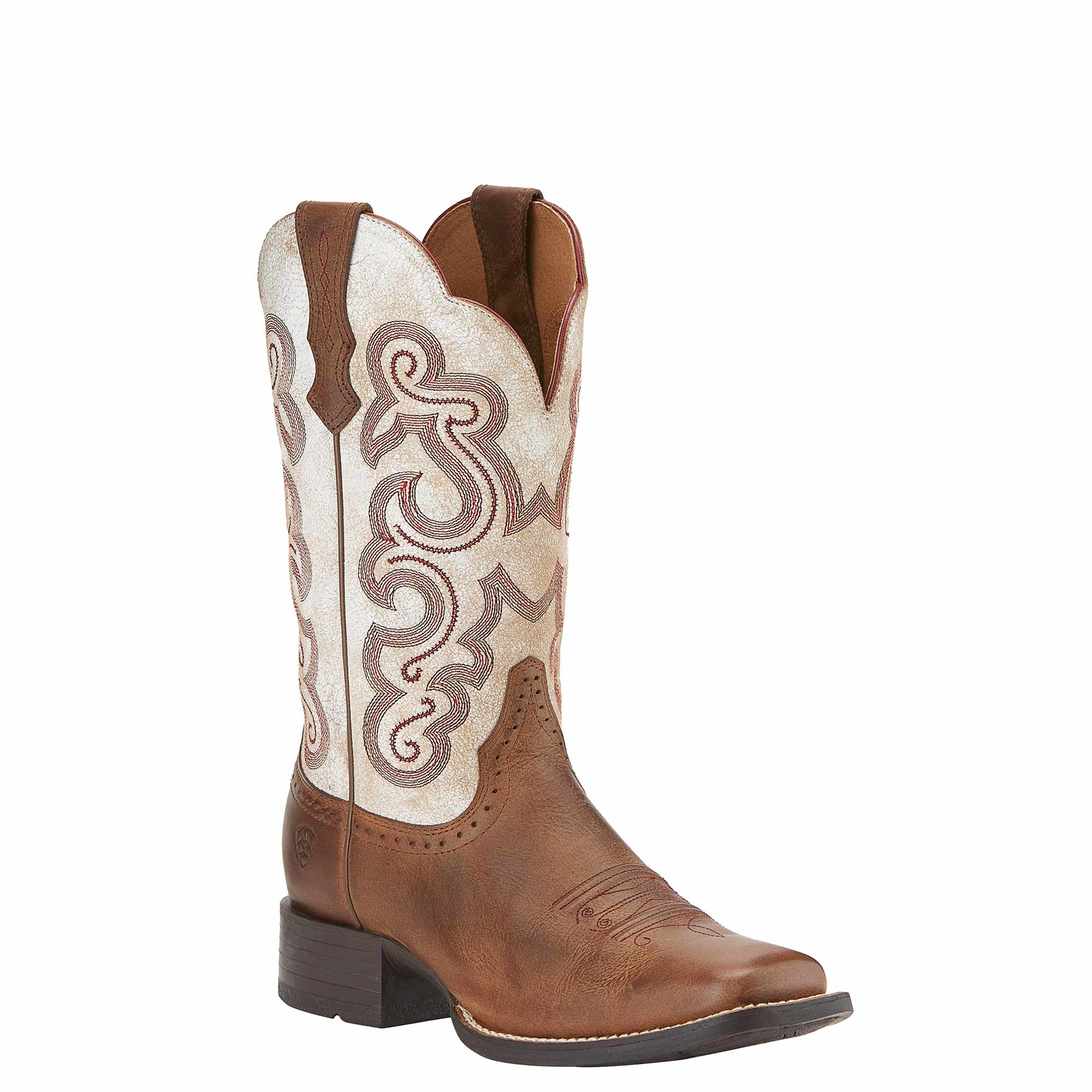 Ariat Western Boots Women S Quickdraw Sandstorm With