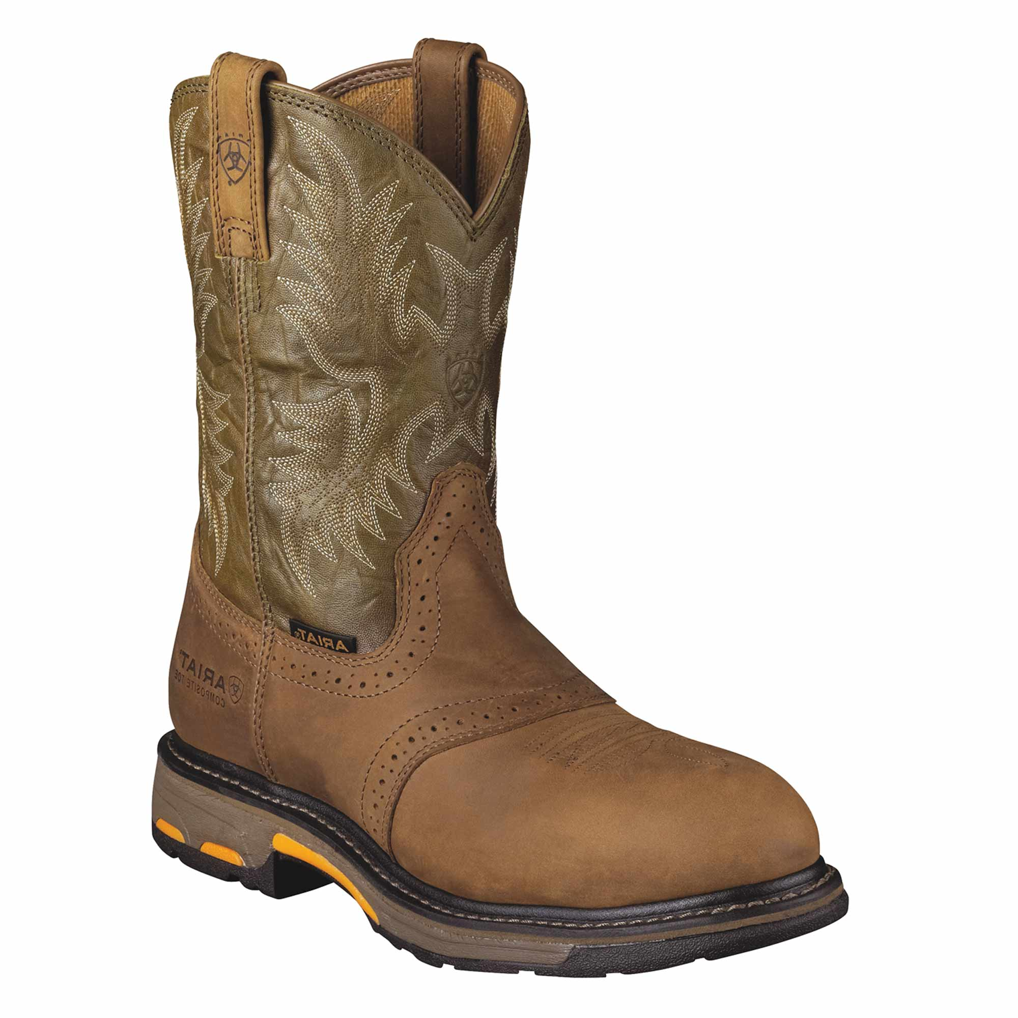 Ariat Workhog Pull-On CT cmLLEV9YaR