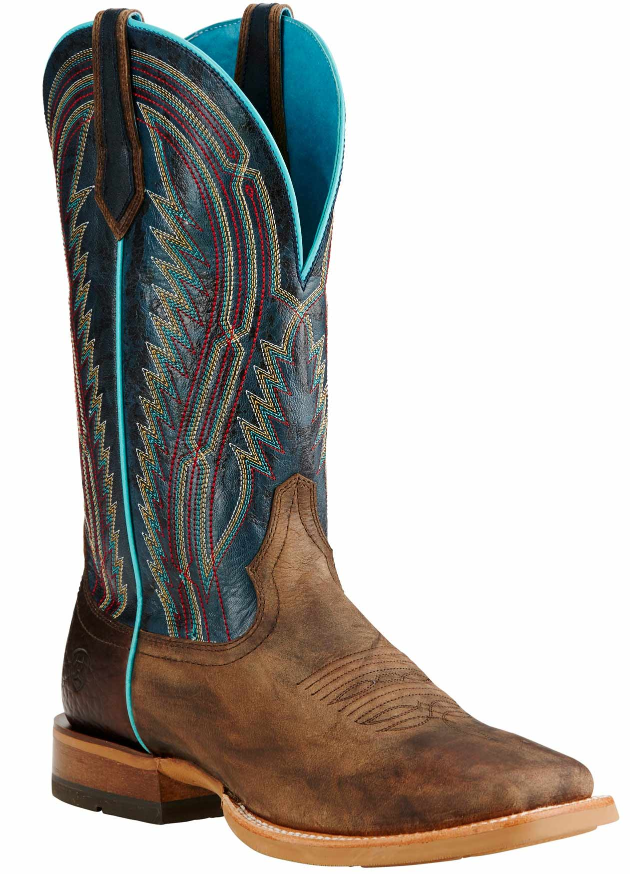 Men S Ariat Chute Boss Square Toe Boots Boots N Britches