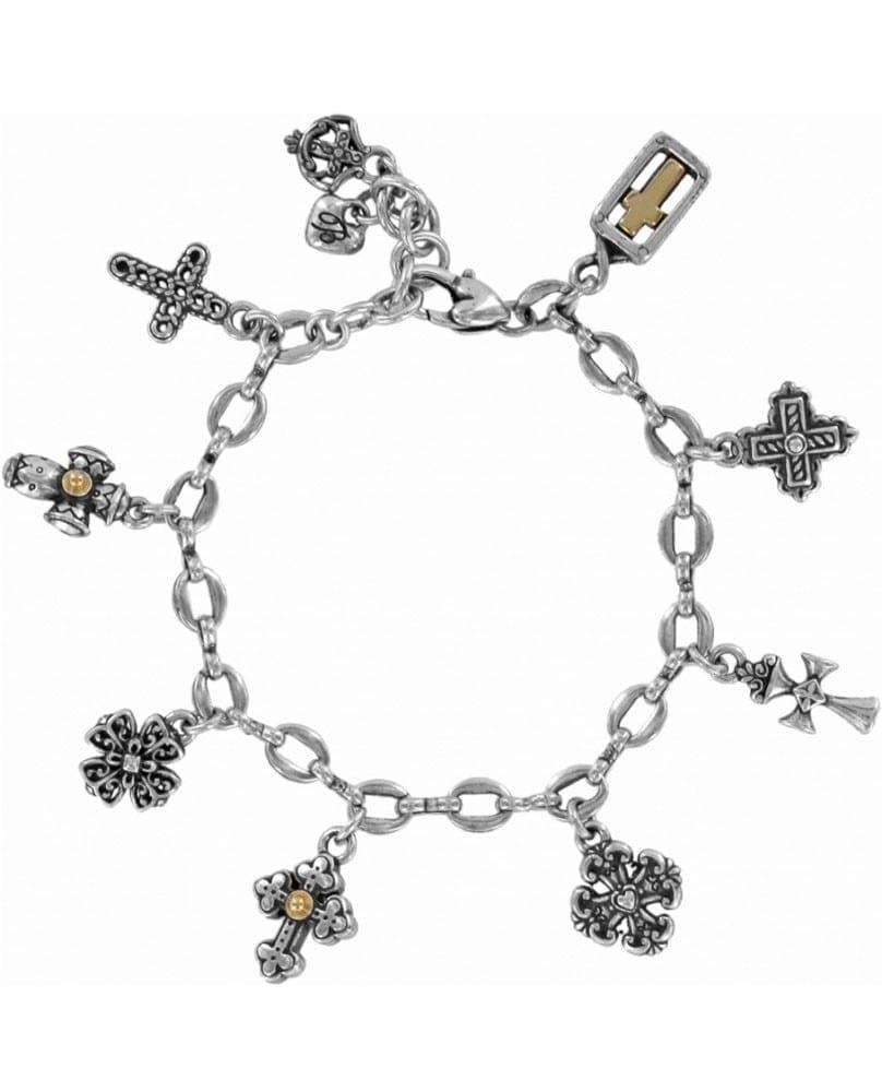 Eternity Cross Bracelet Boots N Britches
